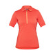 Norrøna fjørå equaliser lightweight  - Maillot manches courtes Femme - orange/rouge